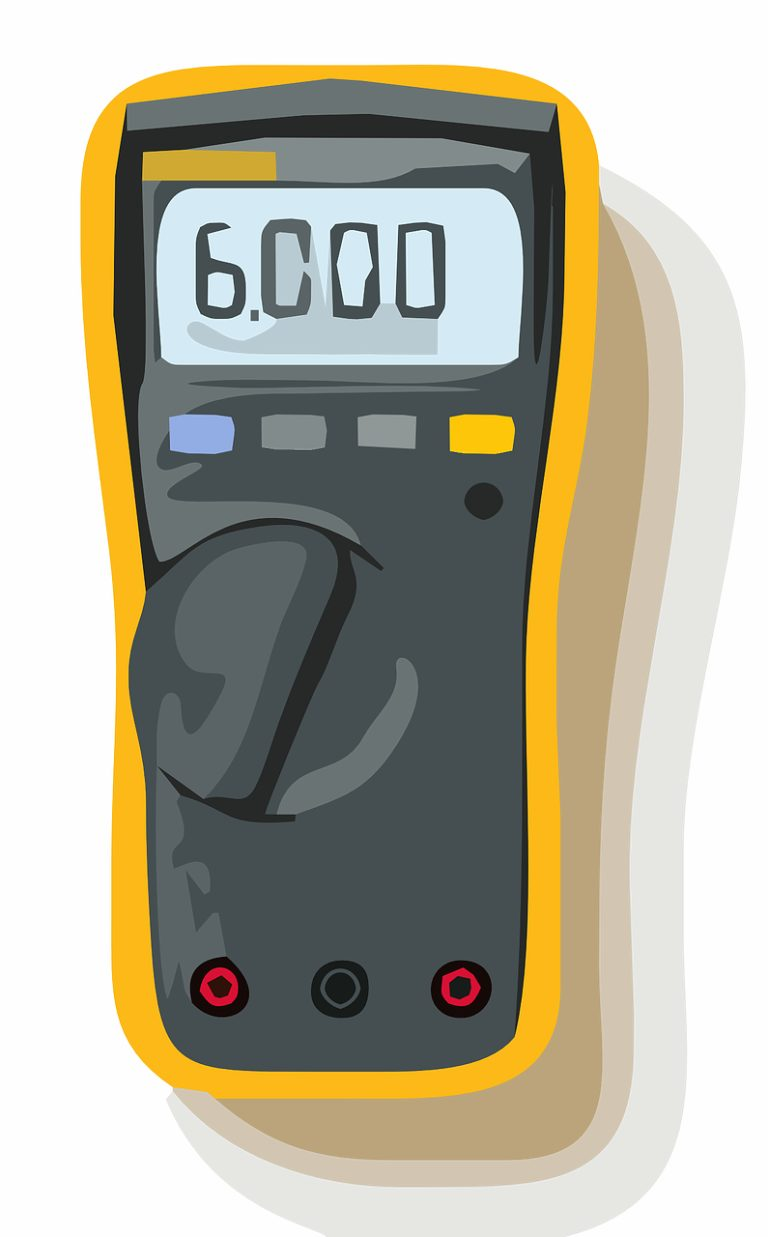 voltage, meter, multimeter